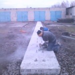 Строительство подкрановых путей в Брянске