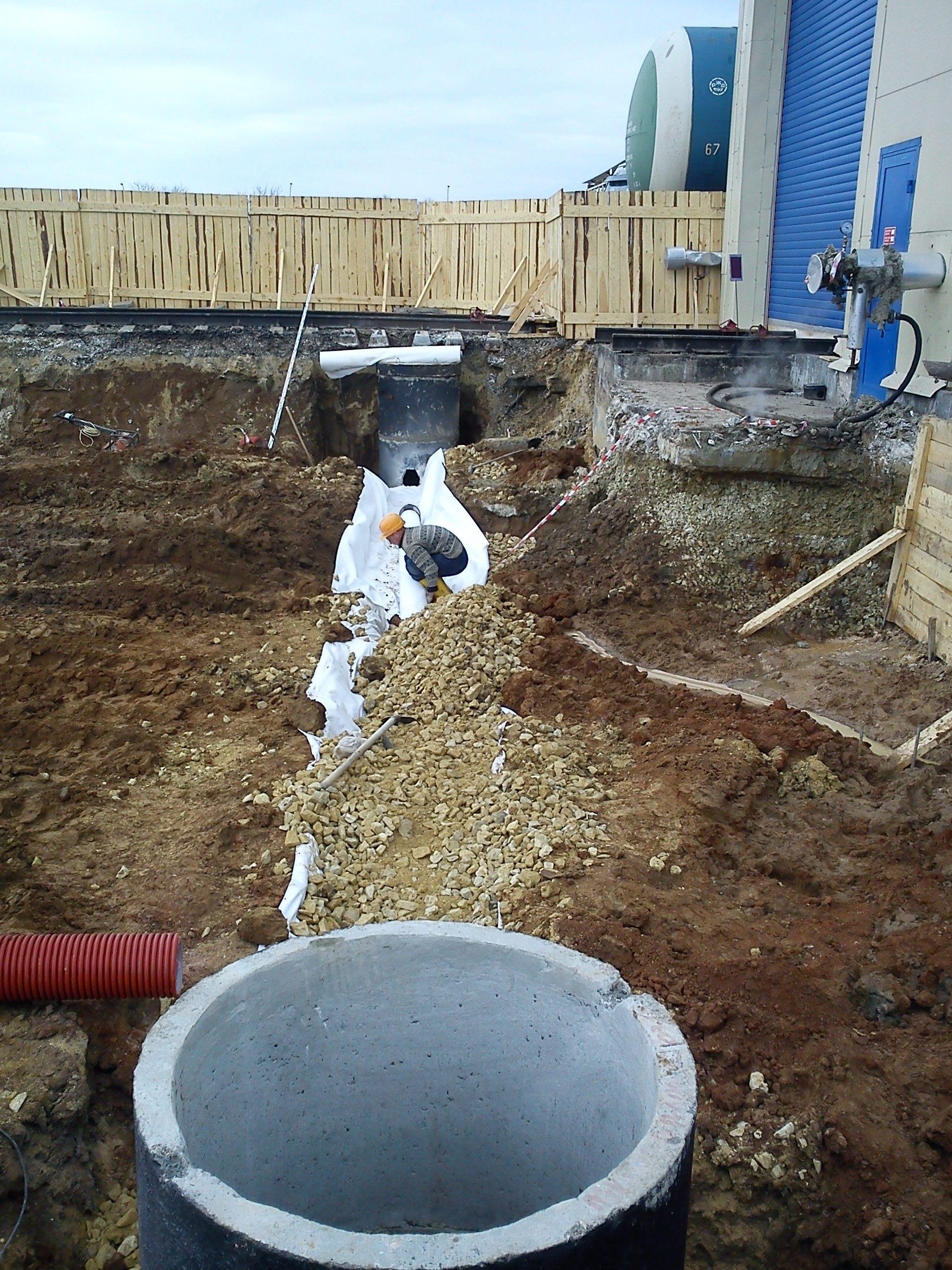 Строительство - аквабезопасность
